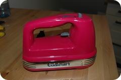 Hot Pink Mixer