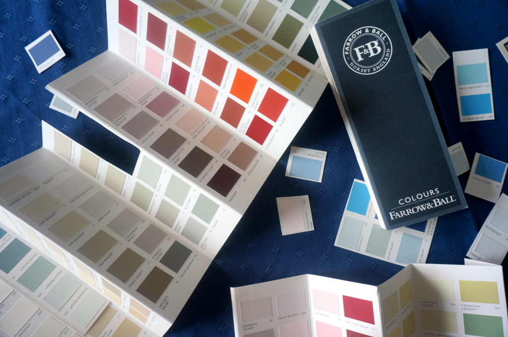 Farrow & Ball Paint – Life, Love and Pink